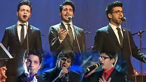 Il Volo Music Evolution 2009-2017 - YouTube