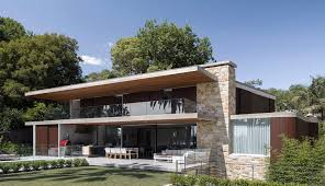 modern home architecture stone. Fine Stone Luigi Rosselli Architects Have Designed A Contemporary House In Sydney  Australia That Features In Modern Home Architecture Stone U