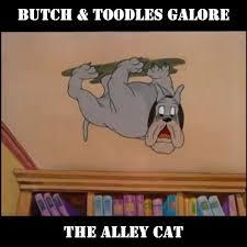 VieCartoon - Butch & Toodles Galore | Tom và Jerry tiền truyện | The Alley  Cat