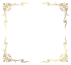 Decorative Borders For Word Similiar Elegant Christmas Borders Transparent Keywords