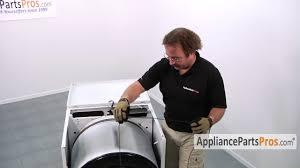 Ge Appliance Repair Kansas City Ge We12m24 Belt Drive Appliancepartsproscom