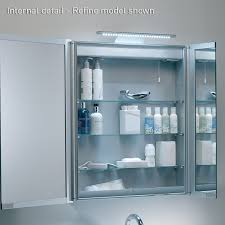 nice roper rhodes bathroom cabinet absolute triple mirror glass door as767al