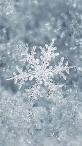 Ice Snowflake iPhone 7 Plus Wallpaper ...