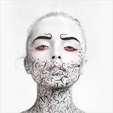 774 best face paint concepts images on carnival costumeakeup