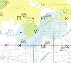 Mexico Ifr Charts Ifr Gulf Of Mexico Vertical Flight Reference Chart