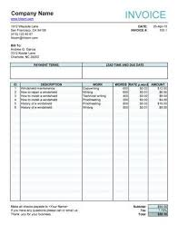 Download Simple Invoice Template Free Fillable Invoice Form Free Invoice Templates