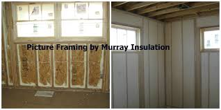 foam and spray insulation combination
