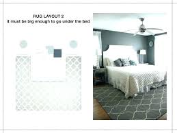 area rug placement rug under queen bed clever rug under bed area rug under bed storage