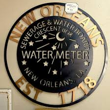 new orleans metal wall art