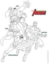 Coloriage Avengers Hulk Meilleures Id Es Coloriage Pour Les Enfants