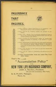 The cost of your new york general liability insurance coverage is determined by various factors. New York Life Insurance Company Wikipedia