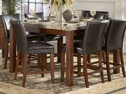 High Tables For Kitchens Bar Height Kitchen Table Sets Bar Height Dining Table Chairs Pc