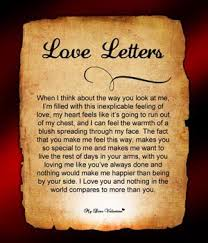 Love Letter Quotes For Him