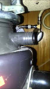dishwasher with garbage disposal. Plain With Dishwasher To Garbage Disposal  NOT Draining In With YouTube
