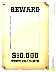 Wanted Poster Template For Pages Free All About Me Printable Coloring Pages Worksheets