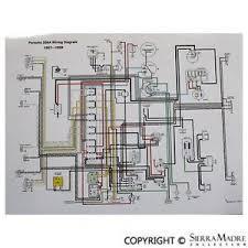 porsche 356 headlight wiring great installation of wiring diagram • full color wiring diagram porsche late 1957 1959 356a t2 rh co uk 356