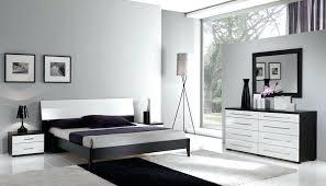stylish bedroom set with platform bed luxury italian beds