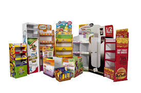 Free Standing Retail Display Units DSG Contract Packaging 15
