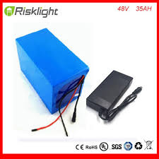 diy 48v 35ah e bike battery pack 48v 2000w lithium ion battery for electric skateboard with charger and bms battery lamp battery light from liuzedongpppp