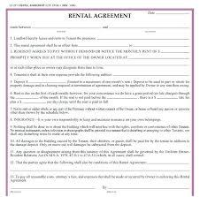 Free Rental Form Free Rental Forms To Print Guapamia Co