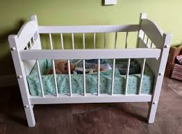 Beautiful And Adorable Baby Doll Cribs — EMERSON Design
