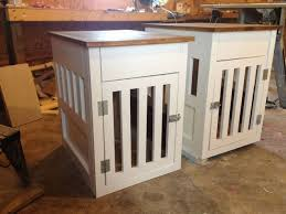 going to the dogs diy dog crate nightstands, diy, painted furniture, pets,