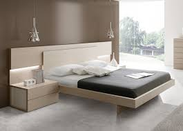 modern furniture bed. Plain Furniture Fuji Contemporary Bed To Modern Furniture L
