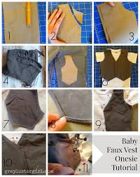 Boys Vest Pattern Amazing Inspiration Design