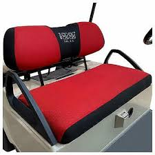 golf cart seat cover bench seat cover