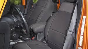 neoprene front seat covers black 11