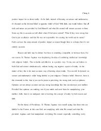 medieval philosophy essay  6
