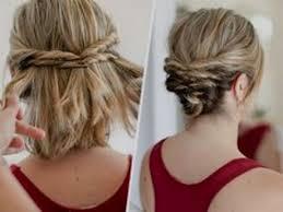 Coiffure Mariage Cheveux Court Mi Long