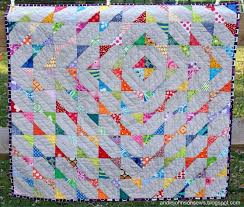 61 best 100 days of Modern Quilting images on Pinterest | Book ... & 100 Days of Modern Quilts: Week of Color | Modern Scrappy Baby by Andie  Johnson Adamdwight.com