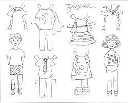 Parents, teachers, churches and recognized nonprofit organizations may print or copy multiple summer coloring pages for use. Paper Doll Clothes Coloring Pages Coloring Home