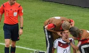 Christoph kramer, 29, aus deutschland ⬢ position: Schiedsrichter Ist Das Das Finale Sport Nachrichten Mittelbayerische