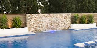 pool water features melbourne