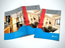 Real Estate Brochure Template Free House Home Brochure Templates Template Property Design Free