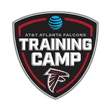 2018 Falcons AT&T Training Camp schedule