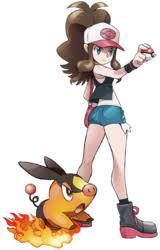 Hilda (game) - Bulbapedia, the community-driven Pokémon encyclopedia