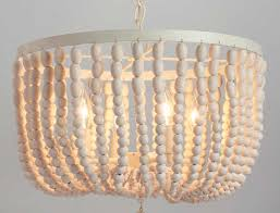 Beaded Ceiling Light Cover How To Add Beads To Lamp Shades