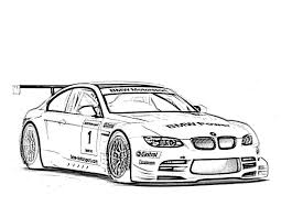 Small Picture Free Printable Race Car Coloring Pages For Kids