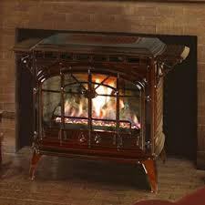 Quadra-Fire Gas Stove Topaz- The Fireplace Showcase, MA, RI
