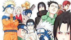 Naruto Filler List and Chronological Order