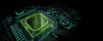 Electronic Circuit Wallpaper ...