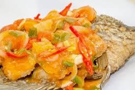 Gurame bakar ikan panggang madu gurame asam manis pedas menu buka puasa ikan saos madu. Cara Bikin Gurame Asam Manis Yang Sedap Ala Restoran
