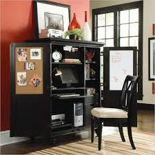ebay home office. Hammary Camden Home Office Cabinet Black Computer Desk Ebay American Drew Furniture 0