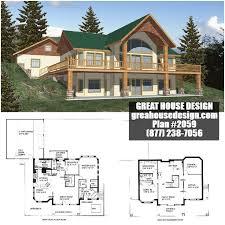 home building plans house side elevation view for d 583 e story duplex designs