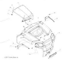 wiring diagram for polaris ranger xp wiring discover your polaris rzr body parts diagram