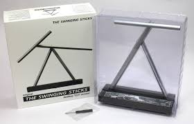 the swinging sticks kinetic sculpture