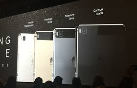 huawei p8 carbon black. huawei p8 and max announced carbon black